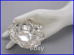 Reed & Barton Francis I Sterling Silver 3.5 Inches Nut Dish X569