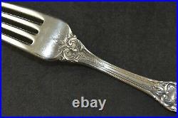 Reed & Barton Francis I Sterling Silver Dinner Fork Old Mark 7-7/8
