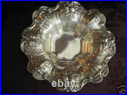 Reed & Barton Francis I Sterling Silver Vegetable Round
