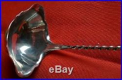 Reed & Barton Francis I sterling punch ladle
