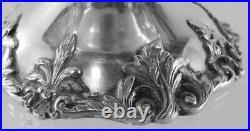 Reed & Barton Francis I sterling silver pedestal compote, X568, No Mono