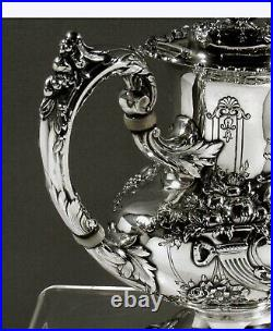 Reed & Barton Sterling Coffee Pot Francis I