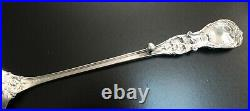 Reed & Barton Sterling FRANCIS I 13 3/4 Gravy Spoon with Button
