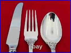 Reed & Barton Sterling Silver Francis I 3 Piece Child's Set WG-13