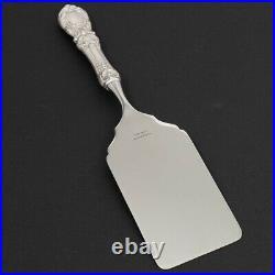 Reed & Barton Sterling Silver Francis I Rectangular Lasagna Server Spatula 10