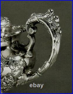 Reed & Barton Sterling Sugar Bowl 1952 FRANCIS I