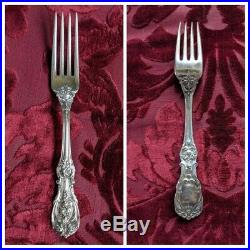 Reed and Barton Francis the 1st Sterling Silver 6 Piece Place Setting