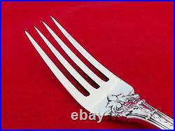 Set of 6 Reed & Barton Sterling Silver Francis I Old Mark Dinner Forks JU-2