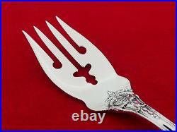 Set of 8 Reed & Barton Sterling Silver Old Mark Francis I Salad Forks MY-7
