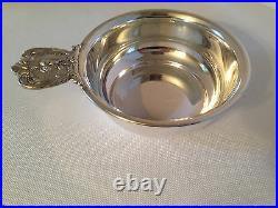 Sterling Silver FRANCIS 1 Porridge Bowl X569 By Reed & Barton 130 grams Labeled