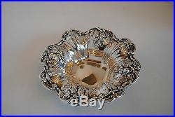 Sterling Silver Reed & Barton Francis I Dish/ Bowl X569 8 Diameter