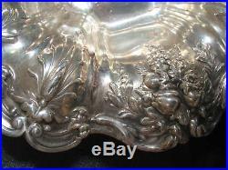 Sterling silver Reed & Barton FRANCIS 1 First BON BON DISH 8 316g
