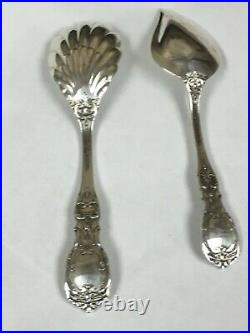 Vintage Reed & Barton Francis 1 the First Jelly Spoon & Shell Spoon