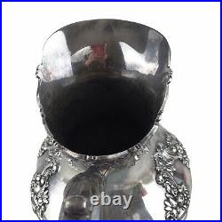 Vintage Reed & Barton Silver Plate King Francis 1658 Water Pitcher Silverpkated