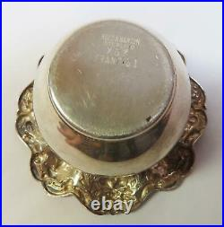 Vintage Reed & Barton Sterling Silver FRANCIS I Toothpick Holder X57 84g