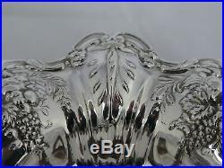 Vintage Reed & Barton Sterling Silver Francis I Heavy 8 Bowl
