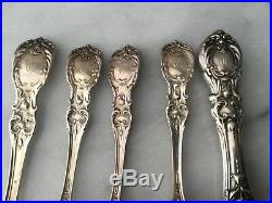 Vintage Reed and Barton sterling FRANCIS I 68 piece service for 12